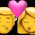 emoji-pareja-beso