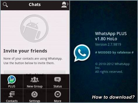 Download whatsapp plus holo 3. 17 android apk free.
