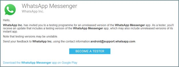 whatsapp-beta-google-play