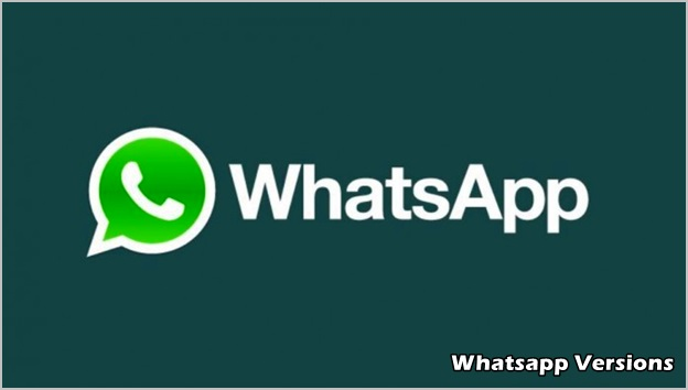 whatsapp-versions