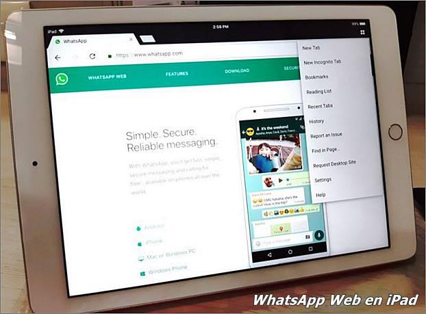 whatsapp-web-en-ipad-y-tablet-android