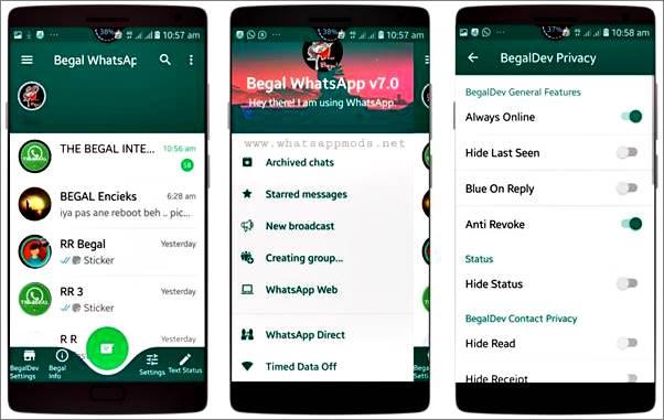 begal-whatsapp-mod