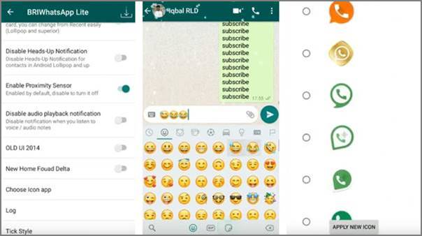 download briwhatsapp apk