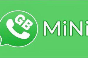 gbwhatsapp-mini